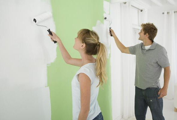 working wall paint