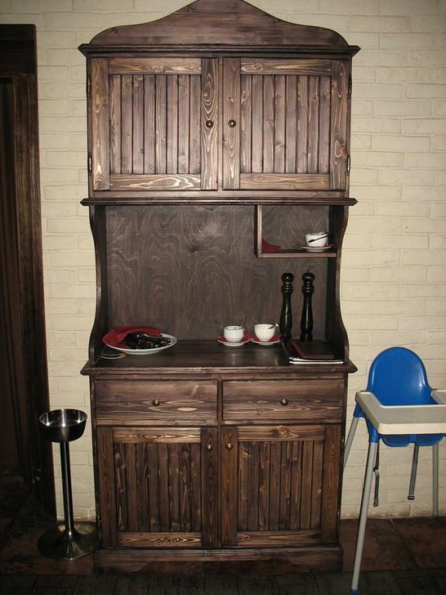 Шкаф для ресторана