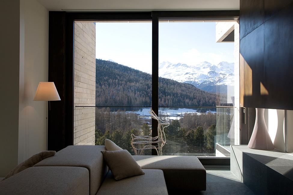 Уютная квартира в Швейцарии