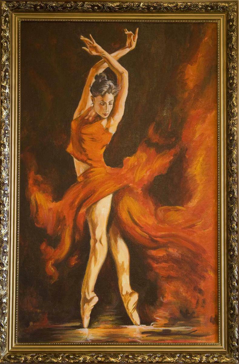 танец огня копия