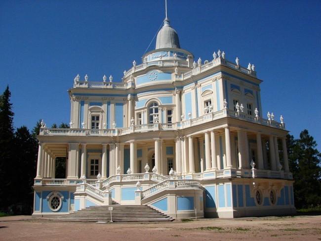 Архитектурные стили - антагонисты XVIII века