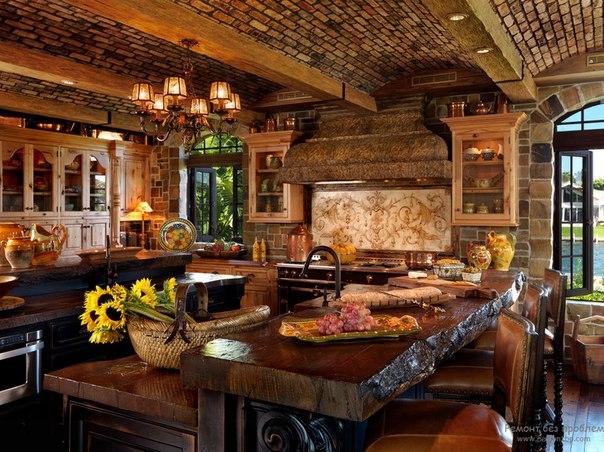 Оригинальная мебель из древесного массива