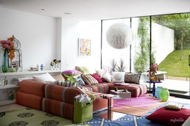 Дизайн интерьера в марокканском стиле