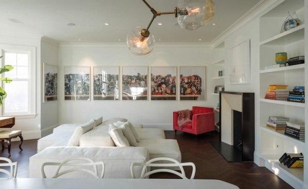 Современная квартира в Париже