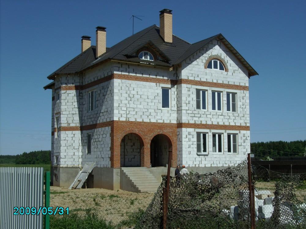 Дом в Нахабино