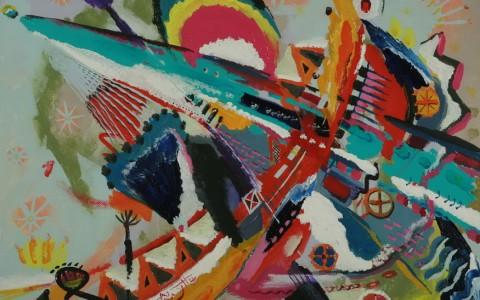 Андрей Мунц-живопись