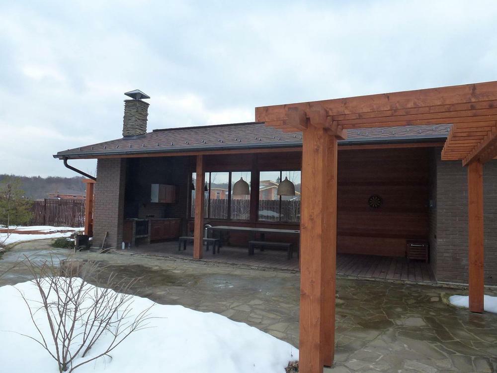 14 Дизайн-проект загородного дома в Мартемьяново