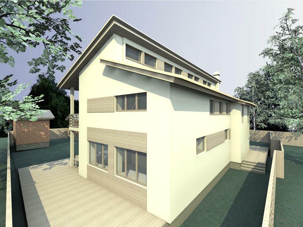 Дизайн проект дома в Королеве 2