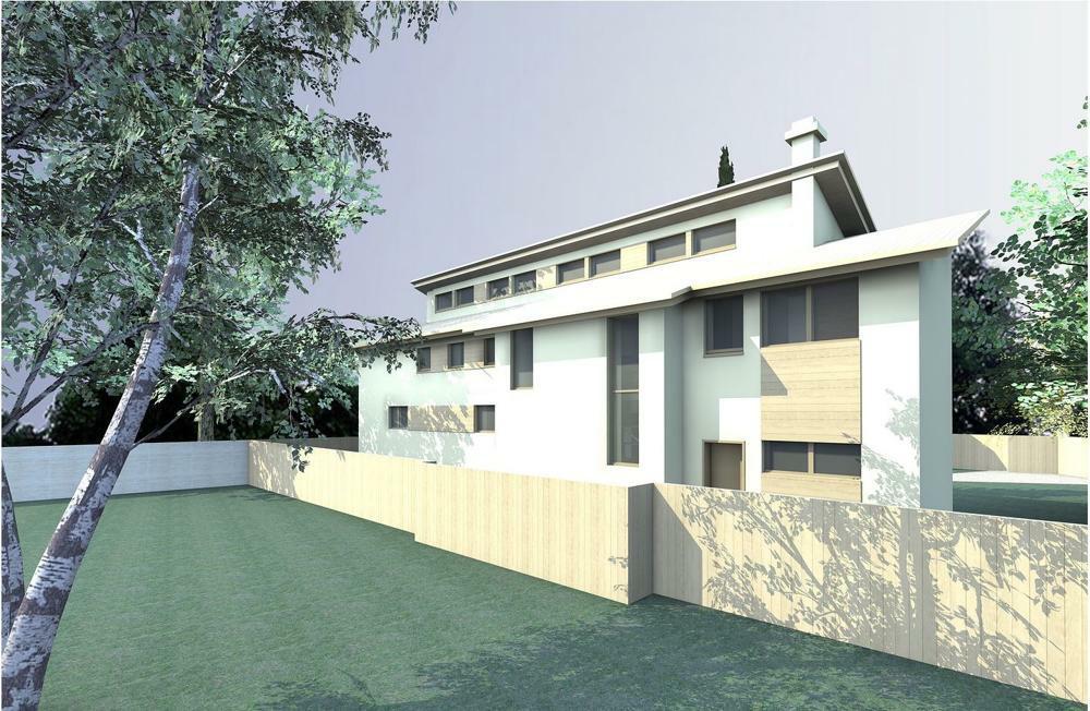 Дизайн проект дома в Королеве 4