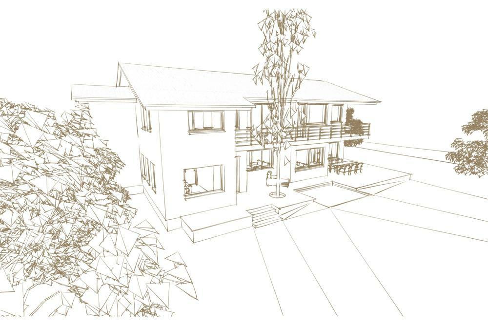 Дизайн проект загородного дома Королев5