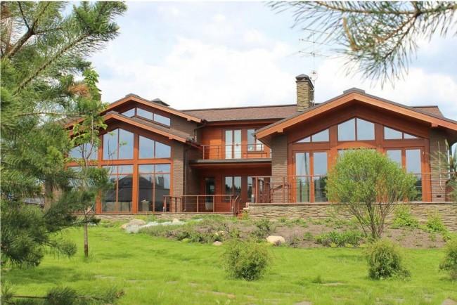 Дизайн-проект загородного дома в Мартемьяново