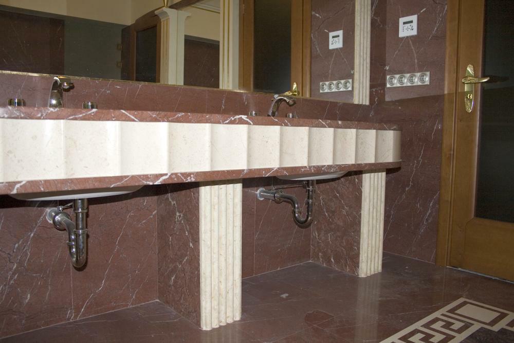 Дизайн ванной Барвиха