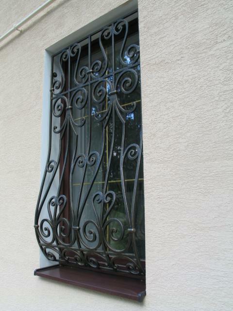 Кованные оконные решетки (2)