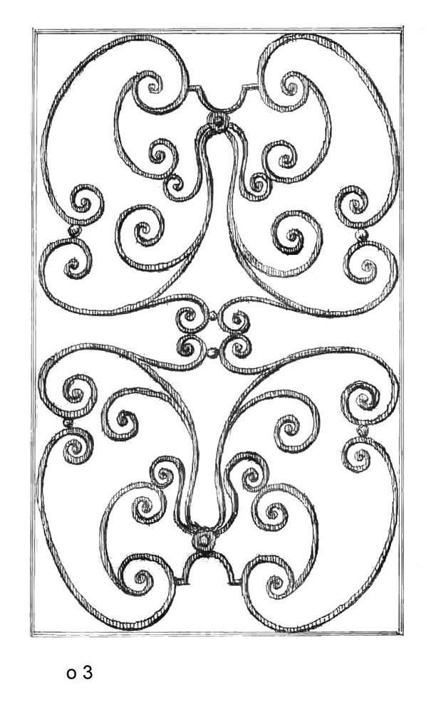 Кованные оконные решетки (21)