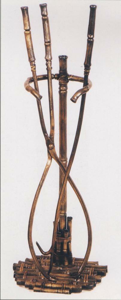 набор для камина Бамбук